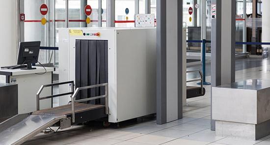 Geniş Bagaj ve Bavullar İçin XRAY Cihazları