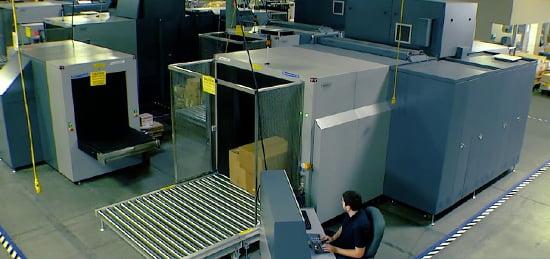 Kargo Tipi X-Ray Cihazları
