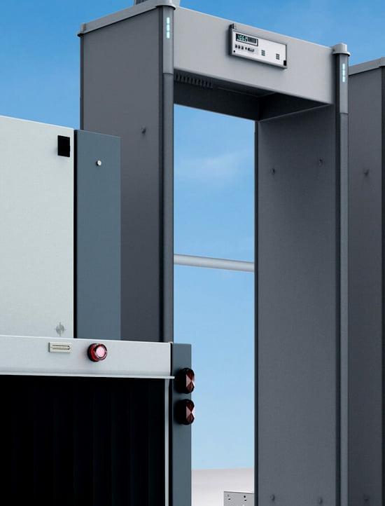 Kapı Tipi Metal Dedektörleri