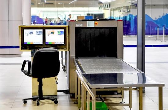 Posta ve Çanta Tipi X-Ray Cihazları